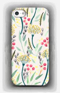 Petites fleurs des champs Coque  IPhone 5/5S