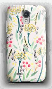 Kesäkukat kuoret Galaxy S4