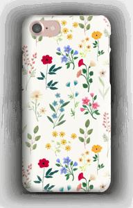 Spring Botanicals case IPhone 7