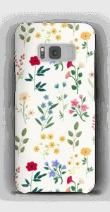 Kevätkukat kuoret Galaxy S8