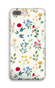 Spring Botanicals case IPhone 8 Plus