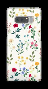 Spring Botanicals case Galaxy Note8