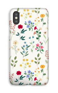 Kevätkukat kuoret IPhone XS