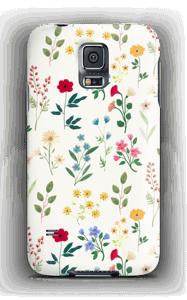 Kevätkukat kuoret Galaxy S5
