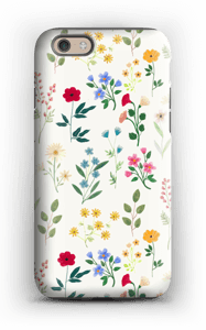 Spring Botanicals case IPhone 6 tough