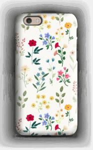 Kevätkukat kuoret IPhone 6s tough