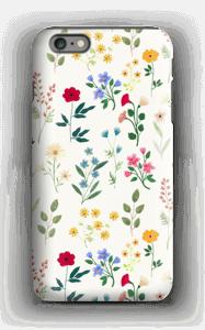 Kevätkukat kuoret IPhone 6 Plus tough