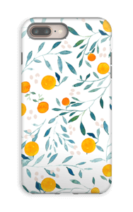 Oranges case IPhone 8 Plus tough