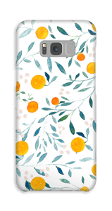 Appelsin cover Galaxy S8 Plus