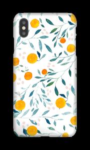 Sinaasappel hoesje IPhone XS Max