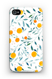Oranges case IPhone 4/4s