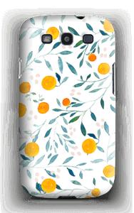 Appelsiini kuoret Galaxy S3