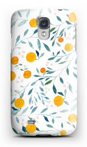 Oranges case Galaxy S4