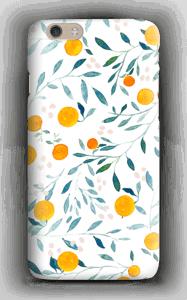 Appelsiini kuoret IPhone 6