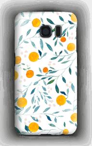 Apfelsinen Handyhülle Galaxy S6