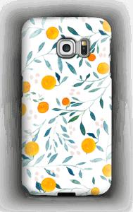 Oranges case Galaxy S6 Edge
