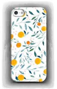 Appelsiini kuoret IPhone SE