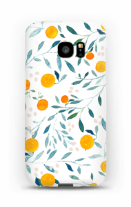 Oranges case Galaxy S7 Edge