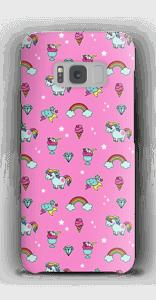 Söpöliinit kuoret Galaxy S8