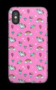 Cuties case IPhone X tough