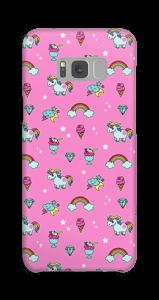 Mignonneries roses Coque  Galaxy S8 Plus