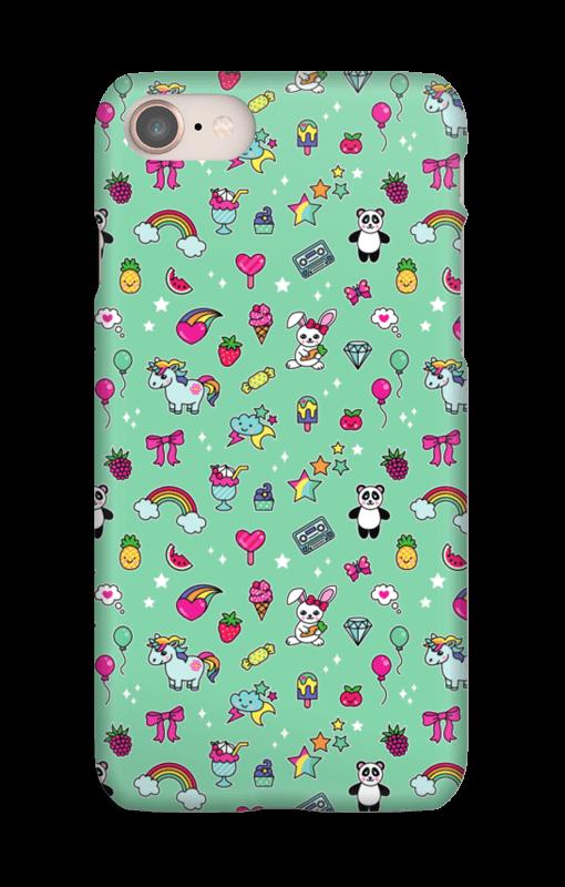 Cuteness case IPhone 8
