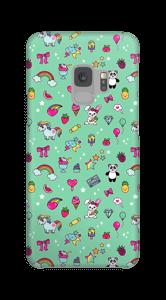 Monería Mint funda Galaxy S9