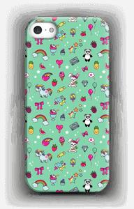 Stars and unicorns case IPhone SE