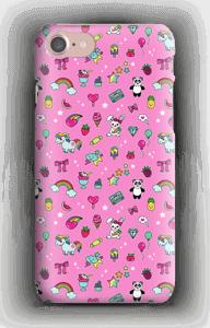 Cuties i rosa  deksel IPhone 7