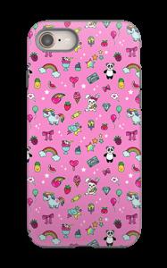Cuteness overload case IPhone 8 tough