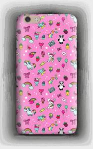 Cuties i rosa  deksel IPhone 6 Plus
