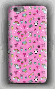 Cuties i rosa  deksel IPhone 6s
