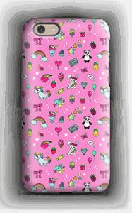 Cuties i rosa  deksel IPhone 6s tough