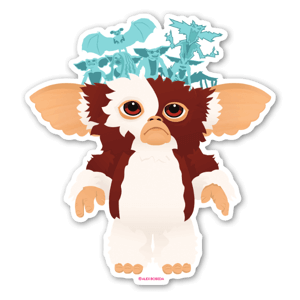 Gremlins 2 - The New Batch sticker