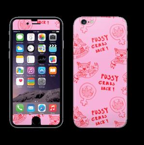 PUSSYPWR  tarrakuori IPhone 6/6s
