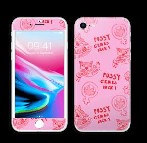 PUSSYPWR  tarrakuori IPhone 8