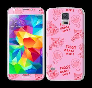 PUSSYPWR  tarrakuori Galaxy S5