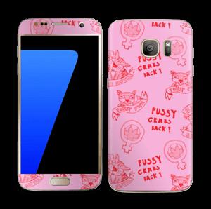 PUSSYPWR  tarrakuori Galaxy S7