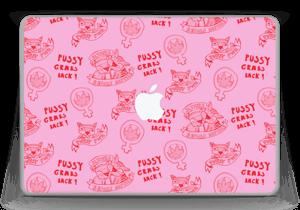 "PUSSYPWR Skin MacBook Pro 13"" -2015"