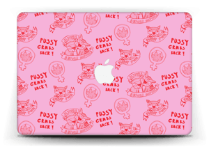 PUSSYPWR  tarrakuori MacBook Air 13""