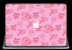 "PUSSYPWR Skin MacBook Pro Retina 15"" 2015"