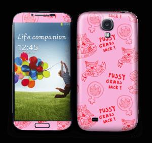 PUSSYPWR Skin Galaxy S4