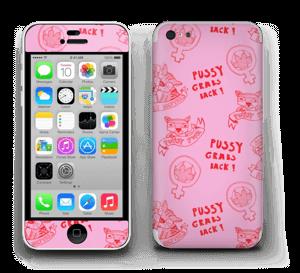 PUSSYPWR  tarrakuori IPhone 5c