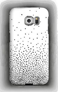Prikkeregn deksel Galaxy S6 Edge