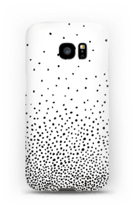 Prikkeregn deksel Galaxy S7 Edge