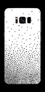 Sort regn Skin Galaxy S8