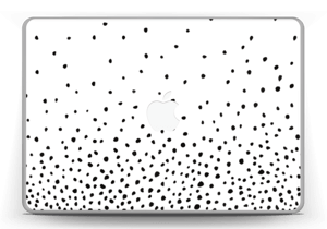 "Sort regn Skin MacBook Pro 13"" -2015"