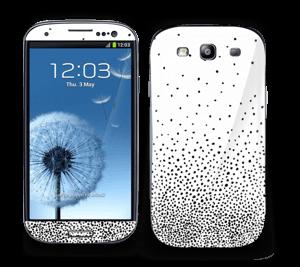 Sort regn Skin Galaxy S3