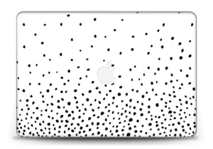 "Rain of Dots Skin MacBook Pro Retina 15"" 2015"