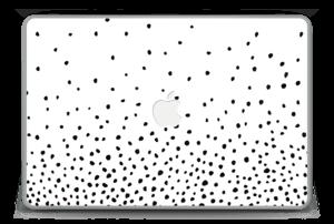 "Pilkkusade  tarrakuori MacBook Pro 15"" -2015"